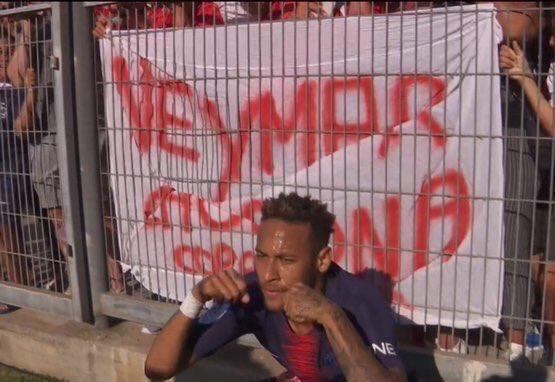 Νεϊμάρ σε Πογκμπά: «Έλα στο Παρίσι» | Sportsking.gr
