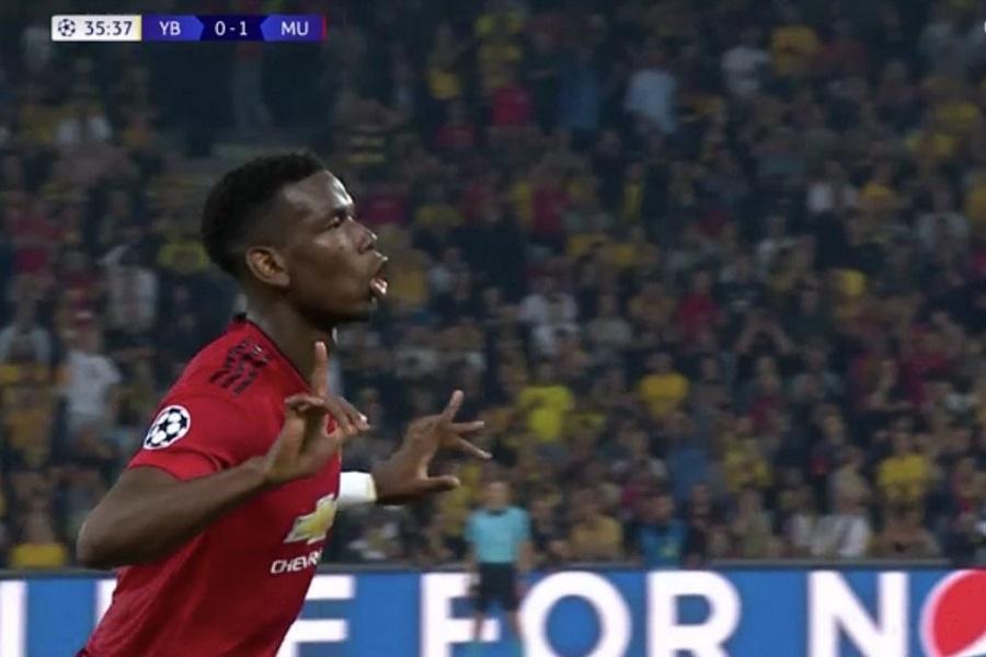 Πετάει φωτιές ο Πογκμπά, δύο γκολ μέσα σε οκτώ λεπτά! (vids)   Sportsking.gr