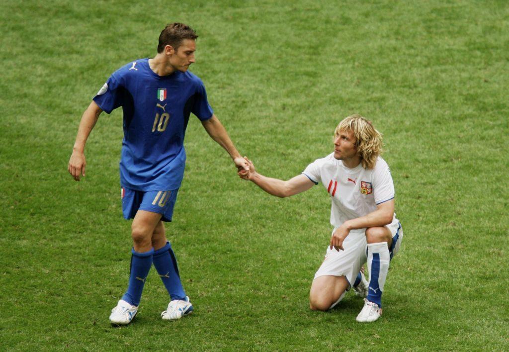 Τότι για Νέντβεντ: «Σε έκανε να θες να τον χτυπήσεις» | Sportsking.gr