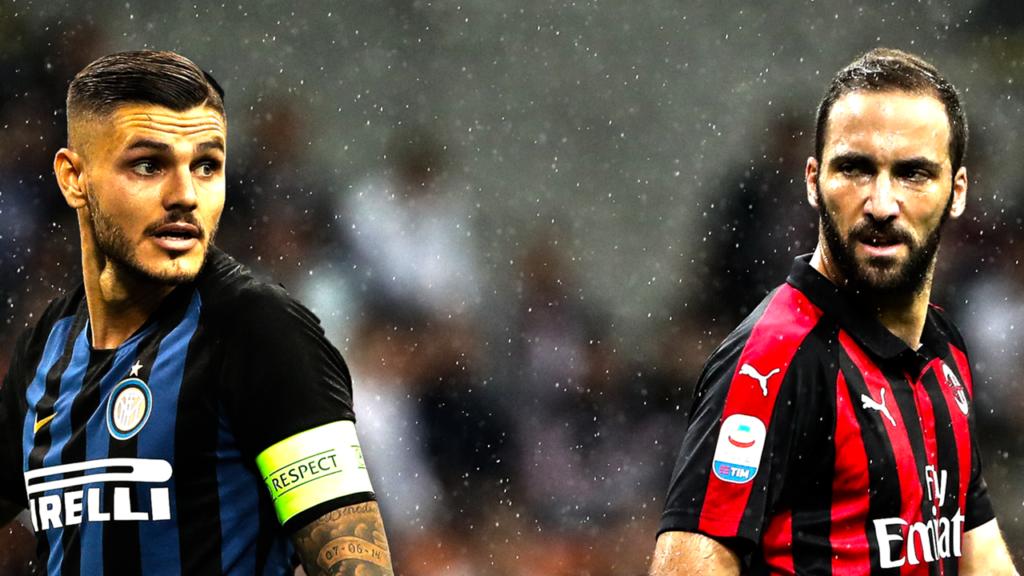 Μπατιστούτα: «Καλύτερος του Ιγκουαίν ο Ικάρντι» | Sportsking.gr