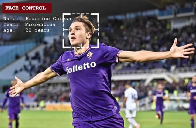Φεντερίκο Κιέζα | Sportsking.gr