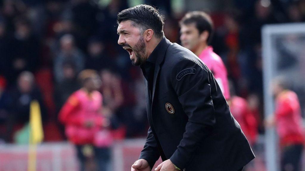 Κάλινιτς: «Είναι… τρελός ο Γκατούζο» | Sportsking.gr