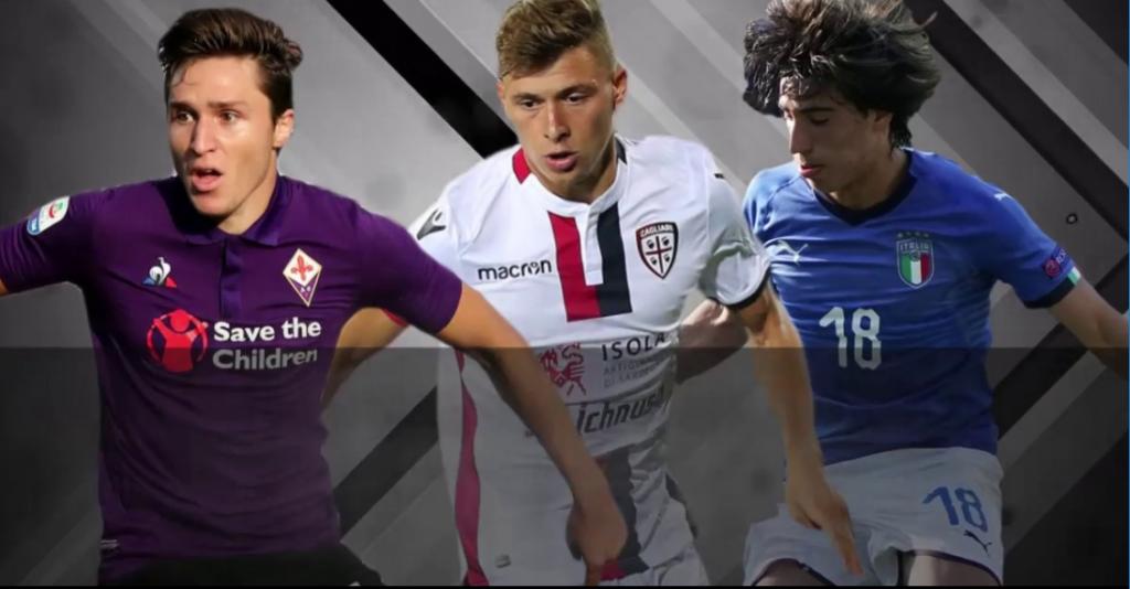 «Φλερτάρει» με τρία ταλέντα της Ιταλίας η Γιουβέντους! | Sportsking.gr