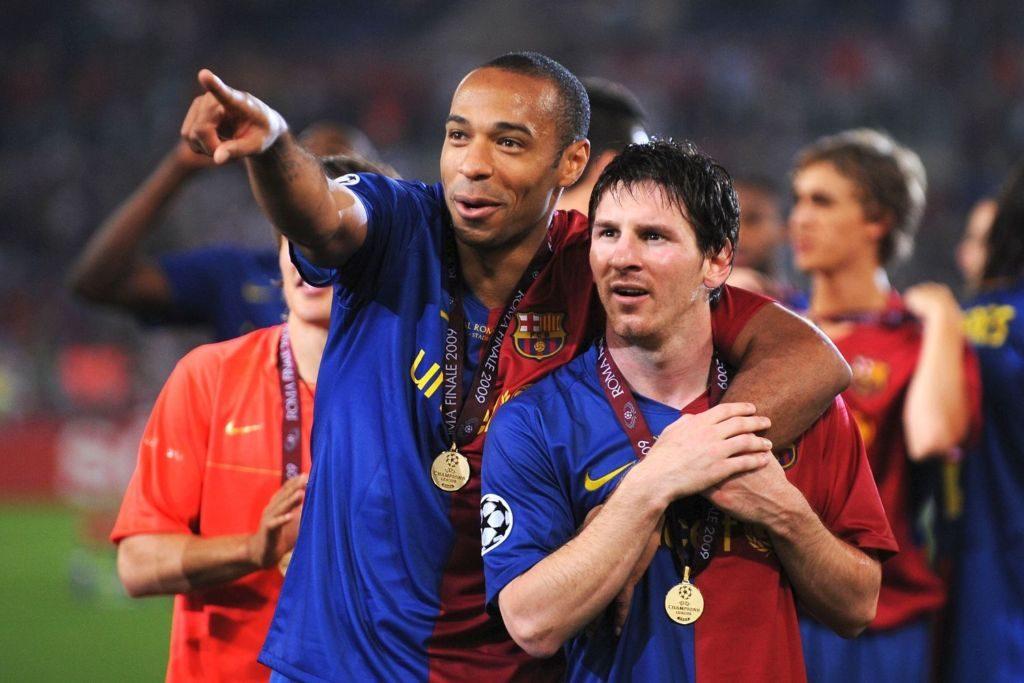 Ανρί για Μέσι: «Όταν έβαλε αυτό το γκολ, κατάλαβα ότι δεν είναι… φυσιολογικός» (vid) | Sportsking.gr