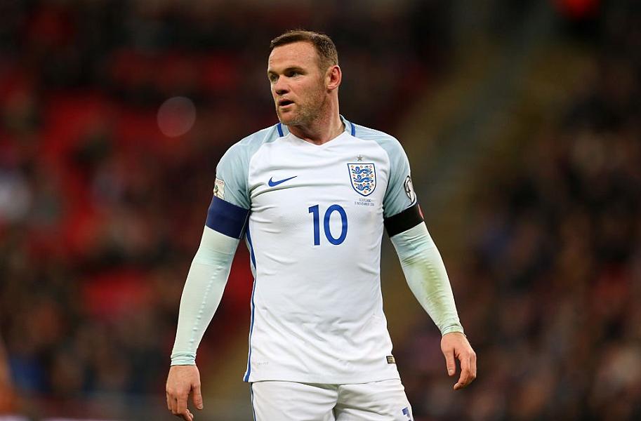 Ξαναφοράει την φανέλα της Αγγλίας ο Ρούνεϊ! (pic) | Sportsking.gr